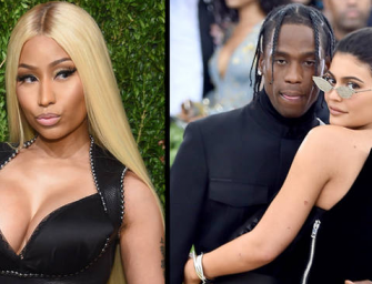 Nicki Minaj Clears Up The Beef, Says She Still Loves Kylie Jenner With All Her Heart
