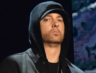 Eminem Drops New Album 'Kamikaze' And He's Catching A Lot Of Heat For Using THIS Word