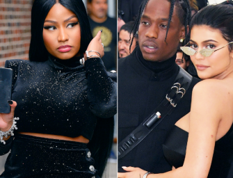 Nicki Minaj Is Starting Beef, Calls Out Kylie Jenner And Travis Scott Over Album Promotion On Social Media