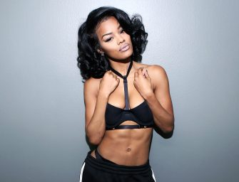 Teyana Taylor Loses Her Wig During a Live Performance, but Her Recovery was Amazing! (VIDEO)