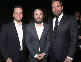 Ben Affleck Update: Casey Affleck Says His Brother Is Doing Well In Rehab, And Matt Damon Offers His Support