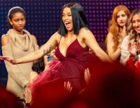Cardi B Says She'll Perform At The Super Bowl, But She Wants Her Own Set Away From Maroon 5