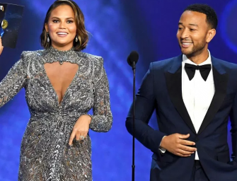 Fans On Twitter Are Wondering If Chrissy Teigen Is Already Pregnant Again, And It's Hurting Chrissy's Feelings