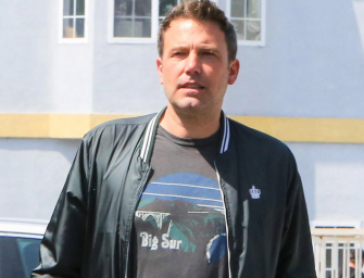 Ben Affleck Won't Stop After 30 Days In Rehab, Sources Say He Will Continue His Treatment In Rehab