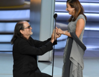 The 2018 Emmys Were All Set To Be Incredibly Boring, But Then The Marriage Proposal Happened…WATCH THE SHOCKING MOMENT INSIDE! (VIDEO)