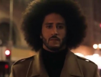 WATCH: Colin Kaepernick's Inspiring New Commercial For Nike Will Have You Dreaming Big (VIDEO)