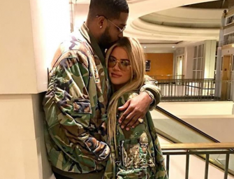 Khloe Kardashian Caught Engaging With The Trolls On Instagram, Says She's Not Acting As If Tristan Thompson Didn't Cheat!