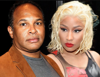 Nicki Minaj Is All Talk, Promises To Give Actor Geoffrey Owens $25k, But His People Haven't Heard Anything From Her!