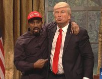 'S.N.L.' Mocks President Trump and Kanye West…..and It's Hilarious. (FULL VIDEO)