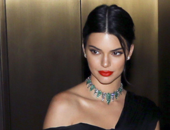 Stalker Climbs A Mountain TWICE To Get Inside Kendall Jenner's Backyard