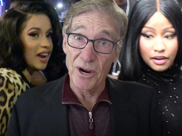Maury Offers To Hook Nicki Minaj & Cardi B Up With A Free Lie