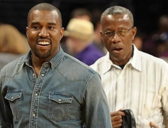 Kanye West (Or Ye?) Claims He Has No More Fear, Eats A Plate Of Bugs To Celebrate His Dad Beating Cancer (PHOTO)