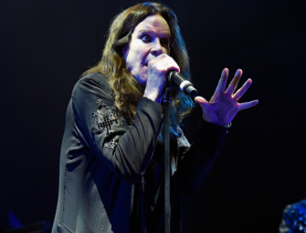 Ozzy Osbourne Is In The Hospital, Has Surgery On His Hand To Treat Infection