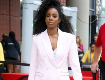 Kelly Rowland Jumps On Her Instagram Account To Shut Down Skin Bleaching Rumors