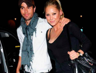 Haters Back Off: Enrique Iglesias Claims His Sex Life With Anna Kournikova Has Never Been Better