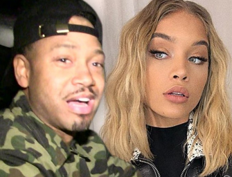 What Da Hell? Terrence J And His Girlfriend Total $200k Car In Crash And Then Run Away From The Scene (PHOTOS)