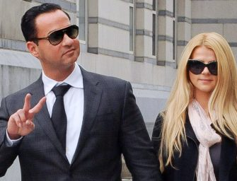 "DAMNNN!!  Mike ""The Situation"" Sorrentino AND His Brother, both get jail time for Tax Charges."