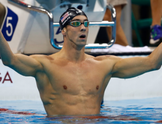 Olympic Hero/Swimmer Michael Phelps Talks About Struggling With Depression And Contemplating Suicide