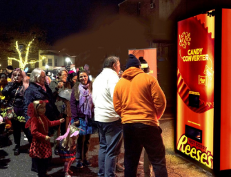 Reese's Wins The Internet Today, Posts Video Showing Vending Machine That Will Trade Unwanted Candy For Reese's (VIDEO)