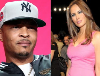 T.I. Facing Heat From The White House After Releasing Controversial Video Showing Melania Look-Alike Stripping (VIDEO)