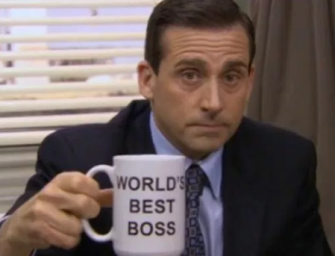 Steve Carell Says 'The Office' Reboot Shouldn't Happen Because Michael Scott's Humor Would Not Be Accepted Now