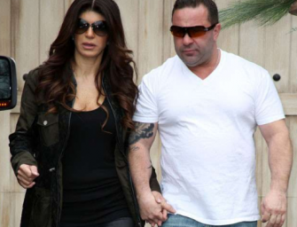 'Real Housewives of New Jersey' Star Joe Giudice Will Be Deported After Serving Prison Sentence