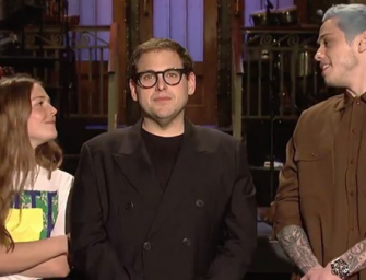 Daaamn! Ariana Grande Claps Back At Pete Davidson After He Jokes About Their Failed Engagement On SNL (VIDEO)