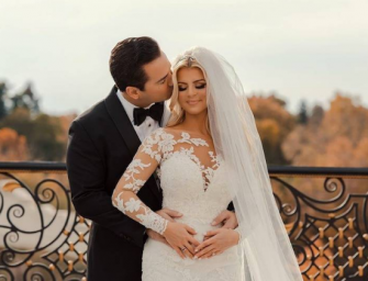 Mike 'The Situation' Sorrentino Marries His College Sweetheart In Beautiful Ceremony, Check Out The Photos Inside!