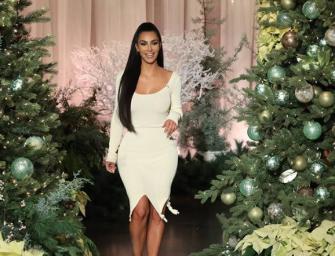 Kim Kardashian Reveals Kanye West Gets Upset When She Posts Sexy Photos On Instagram