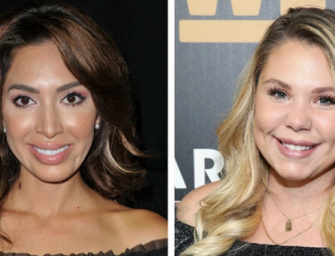 'Teen Mom' Kailyn Lowry Challenges Farrah Abraham To A Boxing Match, Says She's Ready To Do Some Damage!