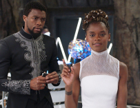 Letitia Wright Says God Told Her She'd Land The Role In 'Black Panther,' Talks About Fighting Depression With Religion