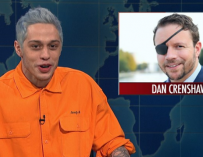 Kenan Thompson Admits Pete Davidson Crossed A Line While Joking About Dan Crenshaw's Missing Eye On SNL (VIDEO)