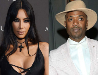 Ray J Makes Some Outrageous Claims About Kim Kardashian's Sex Life, And She Claps Back On Twitter!
