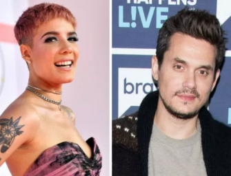 "Halsey Claps Back At The Media, Puts John Mayer Dating Rumors To Rest And Offers ""Groundbreaking"" Idea"