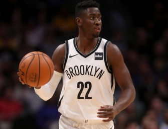 GRUESOME INJURY: Brooklyn Nets Star Caris LeVert Breaks Leg After Landing Awkwardly…VIDEO