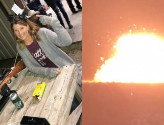 Only In Texas: Divorced Woman Blows Up Her Wedding Dress, Explosion Felt Miles Away