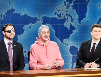 'Saturday Night Live' And Pete Davidson Apologize To Dan Crenshaw By Bringing Him On The Show, WATCH HIM SHADE PETE! (VIDEO)