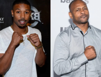MAKE THIS HAPPEN: Roy Jones Jr. Wants To Fight Michael B. Jordan After He Called Him Out, Claiming He Could Beat Him (VIDEO)