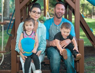 """Jennifer """"JWoww"""" Farley Angry That Her Article About Her new Skin Cream Line Turned Into an Exclusive About Her Son's Autism Diagnosis."""