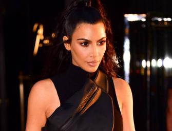 Kim Kardashian, Kourtney Kardashian And More Stars Forced To Evacuate Home As The Wildfire In California Spreads