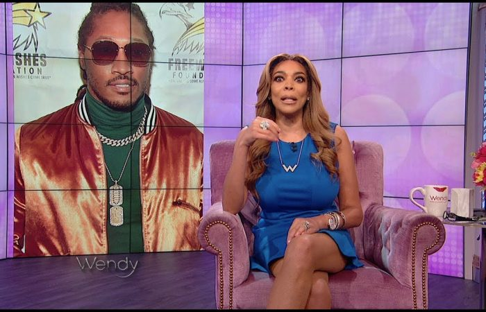 Wendy Shades Future on her show.  Future Claps Back…..but is he Right?  Does He have more Money Than Wendy Williams? (VIDEO)
