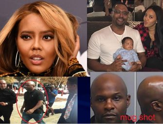 Man Suspected of Killing Angela Simmons' Baby's Father Turns Arrested and Charged with Murder!