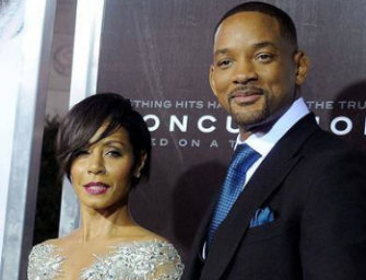 Jada Pinkett Smith Says Divorce Will Never Be An Option, And Once Again Hints At Open Relationship