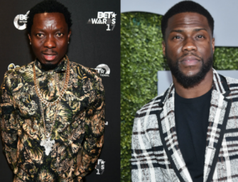 Michael Blackson Says The Academy Knew Kevin Hart's Past, And It's Fake News If They Claim Otherwise