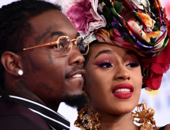 Cardi B Makes First Public Appearance After Shocking Everyone By Ending Marriage With Offset