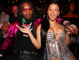 Cardi B Is Still Standing Strong, But Sources Say She's Considering Giving Offset Another Chance