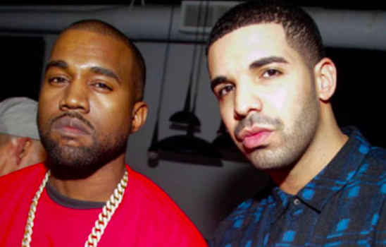 Kanye West Just Put The Drake Beef Back In The Oven During A Lengthy Rant On Twitter, Claims Drake Called To Threaten Him!