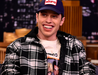 Pete Davidson Deletes Social Media After Posting Suicidal Message, Ariana Grande To The Rescue?