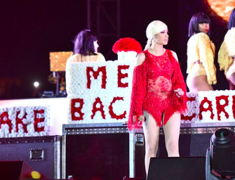 Did Cardi B And Offset Plan The Seemingly Random Stage Crash? Backstage Video Has People Questioning Everything