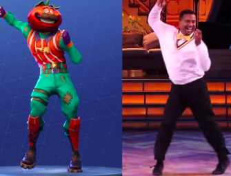 Alfonso Ribeiro Sues Fortnite Developer For Using The 'Carlton' Dance Without His Permission